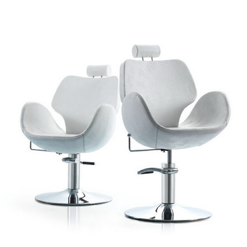 beauty styling chairs / women barber chair / hair salon furniture