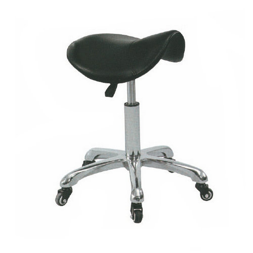 Hair beauty salon ergonomic saddle stool,master barber chair