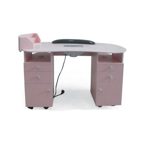 Beauty manicure table / salon nail desk / spa nail stations
