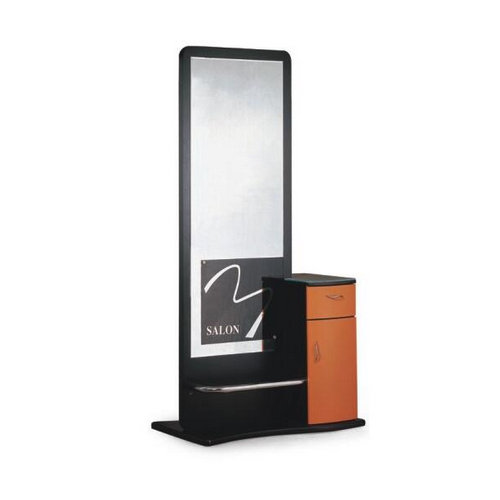 fashion style hair salon beauty mirror  / salon styling stations
