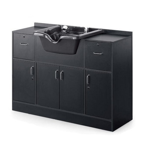 modern beauty shampoo washing cabinet / salon stations