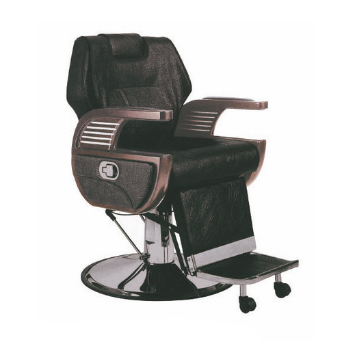 comfortable reclining man barber chair / salon furniture / styling chair