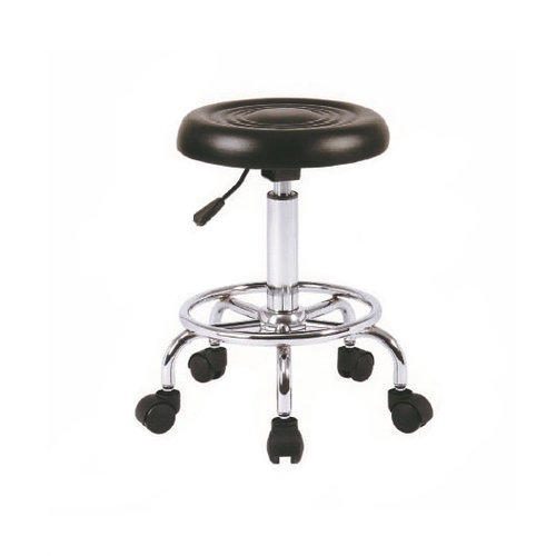 China comfortable beauty salon task chairs / hydraulic styling chair master saddle stool