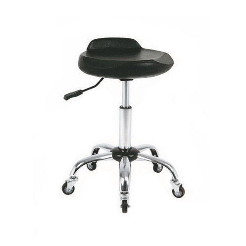 beauty salon task chairs / hydraulic hairdressing chair master saddle stool / salon supplies direct