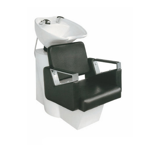 Beauty hair salon shampoo chair / shampoo backwash unit / shampoo bowl chairs