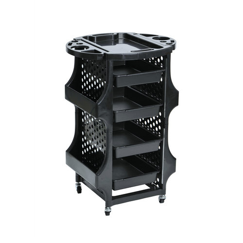 fashionable durable best design styling salon hairdressing beauty spa salon trolley cart for sale