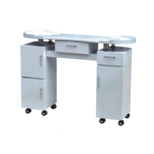 China OEM salon production high quality manicure table nail station