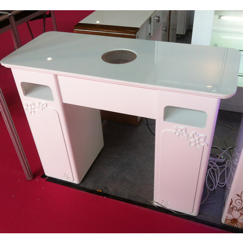 Salon Beauty Nail Dryer Table Used Nail Salon Desk