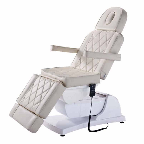 China cheap electric adjustable massage table electric facial spa bed