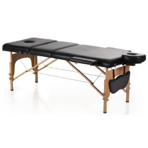 Foshan black beautiful bed tattoo spa beauty facial bed portable massage bed