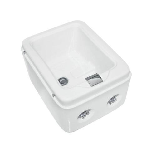 China cheap Foot Spa Tub High Quality Wash Foot Tub Portable Acrylic Foot Tub