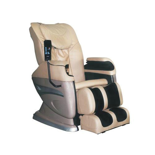 Electric 3D massage chair with ventilation system, zero gravity massage chair