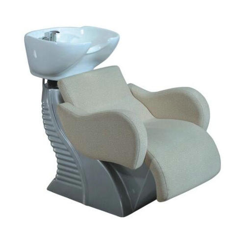 Foshan cheap white shampoo chair hair salon backwash unit salon sinks