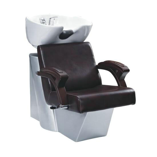 beauty hair salon equipment with hair salon wash sinks / shampoo chairs