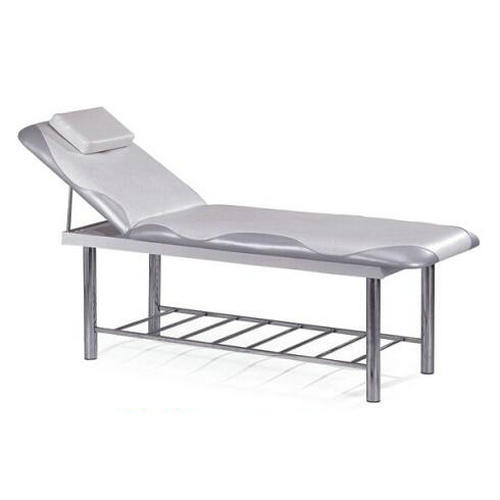 SPA and Beauty Furniture White Color Folding Massage Facial Bed Massage Table