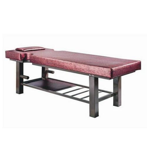 Manufacturer wholesale massage bed / best sale beauty salon equipment metal massage table