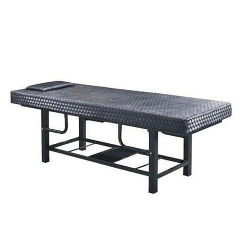Solid spa Thai massage bed / spa furniture / professional massage table thermal bed