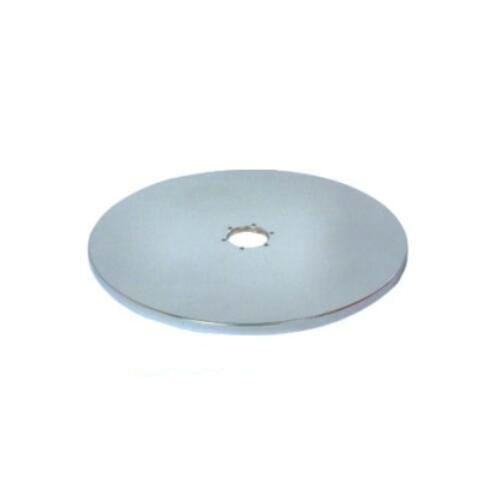 round aluminum beauty barber chair base / salon chair accessories manufacturer