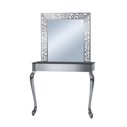 cheap professional hair salon mirror / hair mirror station /  barber mirror for salon