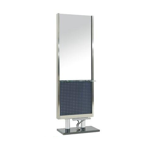High Quality discounted Hairdressing Barber Shop Salon Station Mirror Beauty Salon Makeup Furniture