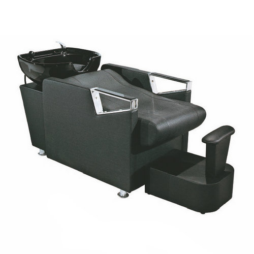 Multi-Functional Shampoo Chair Massage Beds Salon Backwash Units / Discounted shampoo bowl