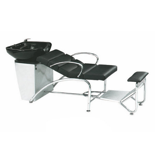 hot sale beauty salon shampoo bowl / massage shampoo bed / backwash shampoo units in China