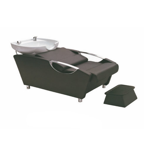 hot sale hair salon equipment shampoo bed / salon backwash units / China barber supplies