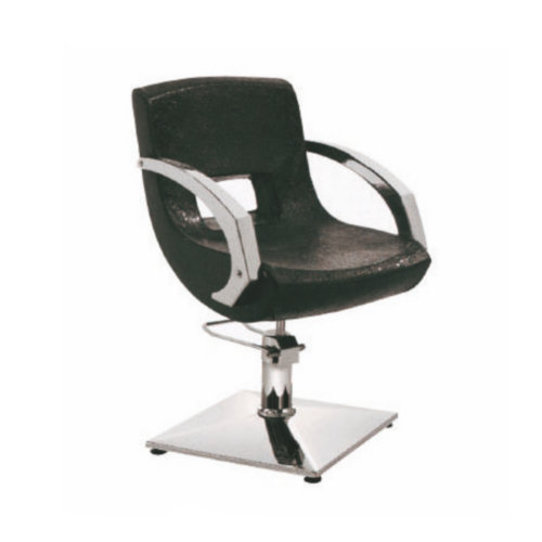 Reclining hydraulic salon furniture / barber styling chair / lady hairdressing chair Guangdong supplies
