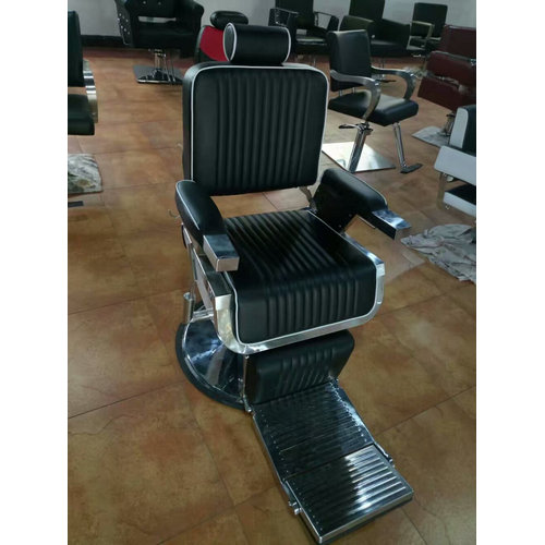 Hot Selling Old Style Antique Hair Salon Man Reclining Barber Chair with Export Pump