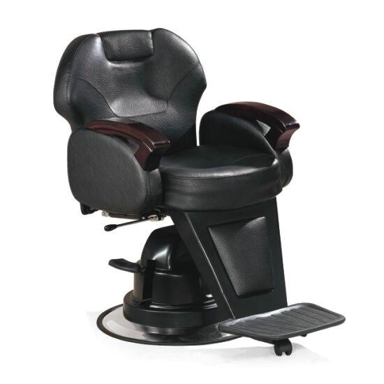 New design cheap hair salon furniture barber shop man hair cut chair with footrest