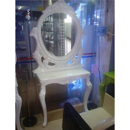 Cheap Mirror Furniture Dressing Table Antique Vanity Dresser with Mirror, Make Up Mirror for Sale