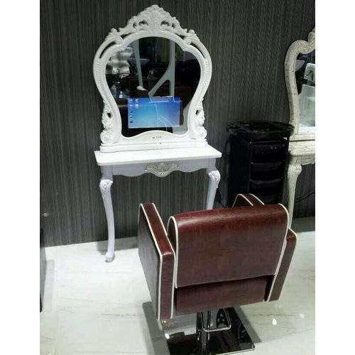 Cheap sale beauty mirror station hair salon mirror for sale
