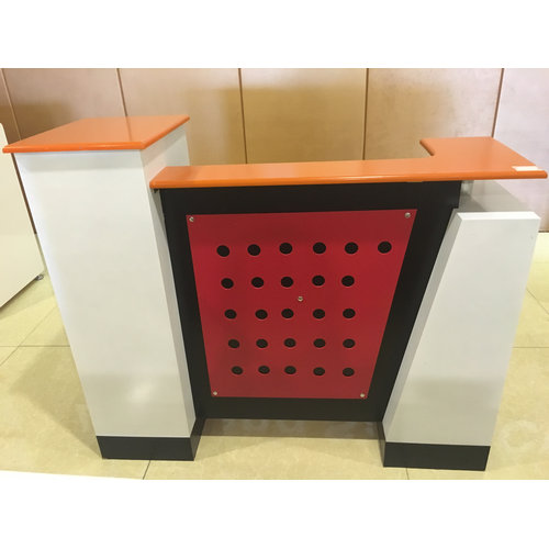 Cheap Modern SPA small used reception desk salon reception desk