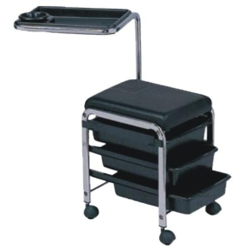 Professional Beauty manicure trolley stainless steel trolley for hairdresser hairdressing utility carts