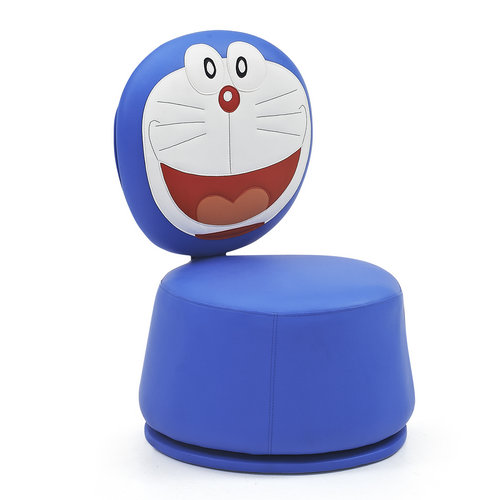 Wholesale best selling products salon equipment beauty kids barber stool Doraemon salon chair
