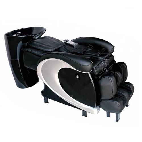 Used Salon Chairs >> luxury reclining bed used washing electric massage hair ...