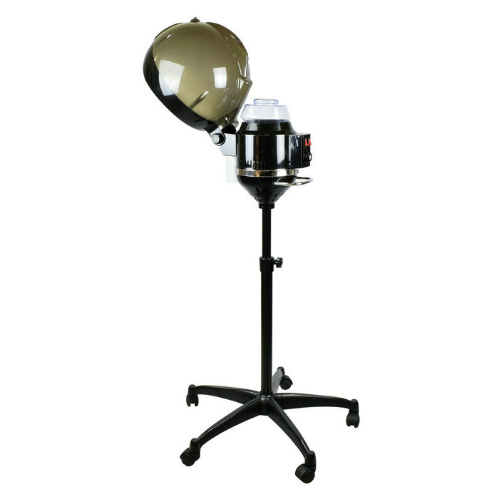 Professional Salon Hair Steamer Helmet Hair Dryers with Rolling Stand Base
