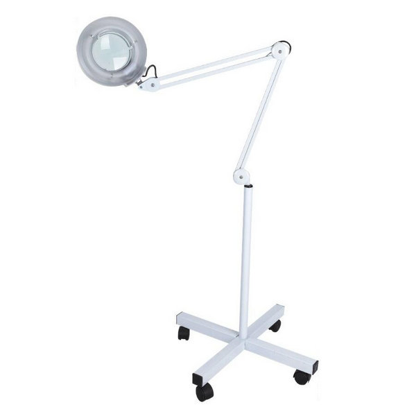 Portable facial steamer magnifying lamp led table lamp magnifying glass beauty salon machine