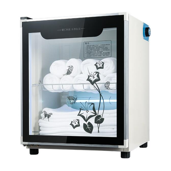Commercial Hot Towel Warmer Cabinet Uv Sterilizer For Salon Equipment