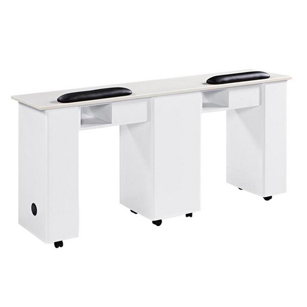 Multifuction nail table manicure salon desk