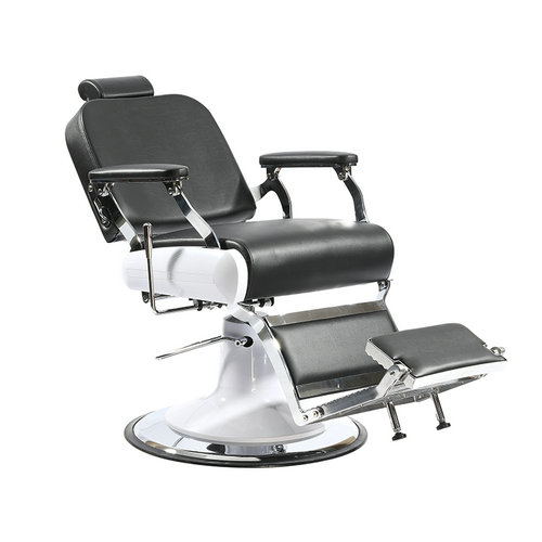 European Luxury Reclining Raptor Hydraulic Barber Chair Hairdressing Cutting Chair