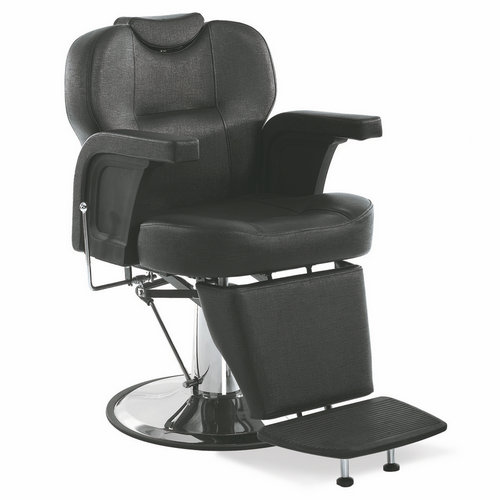 Bellavie Deluxe Hydraulic Barber Chair Beauty Shop Reclining Hair Cutting Styling Chair