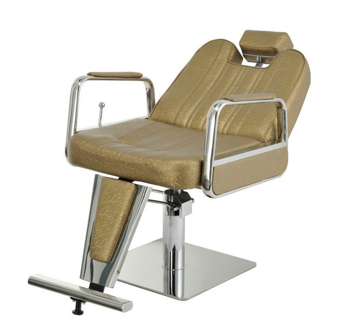 China wholesale ergonomic beauty salon vintage men reclining barber shop hairdressing chair