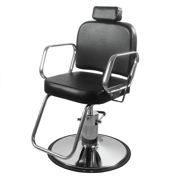 Cheap Salon Metal Reclining Hair Cutting Chair Hydraulic Barber Chair