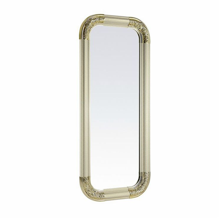 Styling Beauty Glass Dresser Salon Makeup Mirror