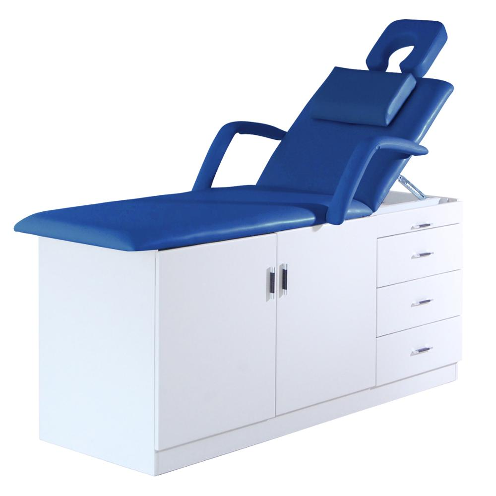 Hospital clinic bed physiotherapy treatment table patient examination medical couch