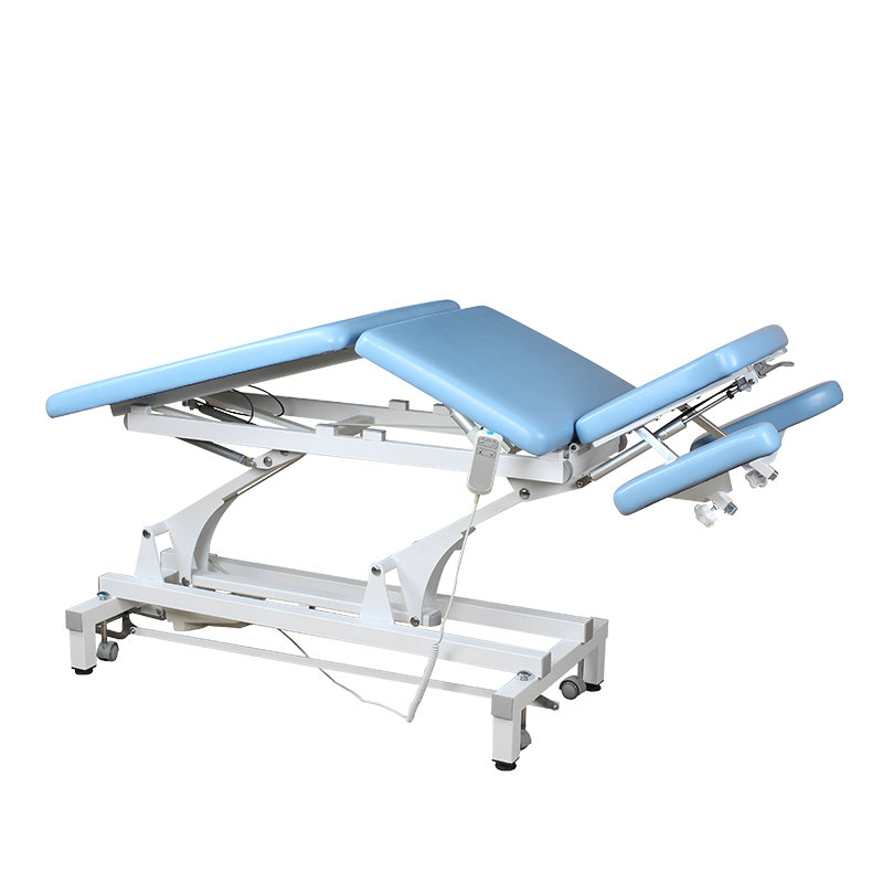Chinese Clinic Physical Therapy Electric Examination Bed hospital Treatment Table