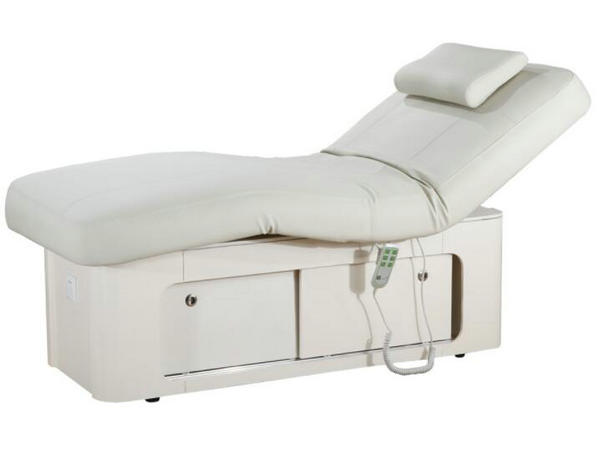 Luxury facial bed electric body care treatment massage table