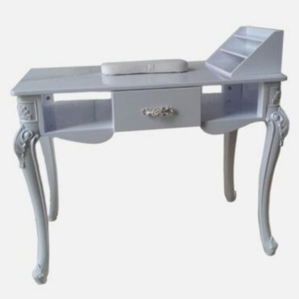 Nail Bar Vintage Manicure Table Wholesale Use In Nail